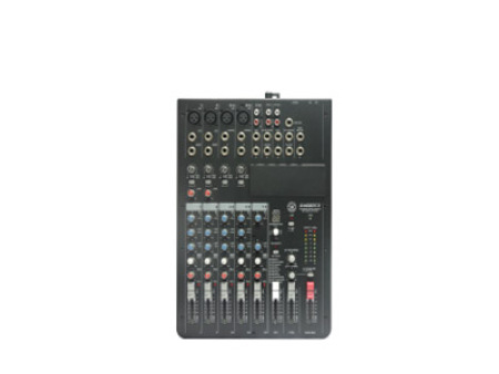 XMG82CX8路效果调音台