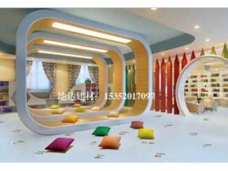 甘肃塑胶地板厂家-塑胶地板的维护与保养
