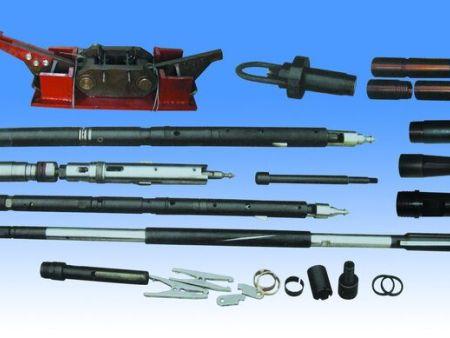 钻探用管应用案例