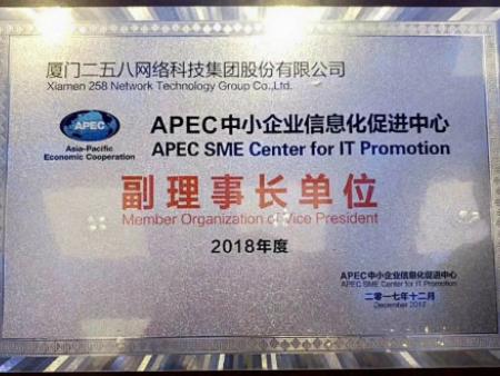 APEC信息化促进中心在工信部牵头下今天在海口隆重举行揭牌仪式!