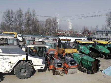 2017年冬季停工机械维护保养
