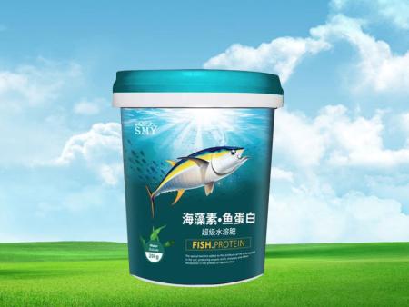 海藻素•鱼蛋白