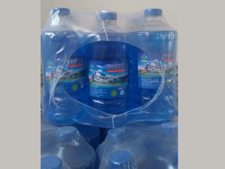 热缩膜包装玻璃水