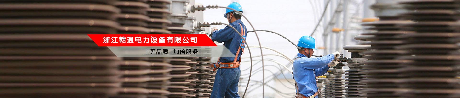 浙江赣通电力设备有限公司
