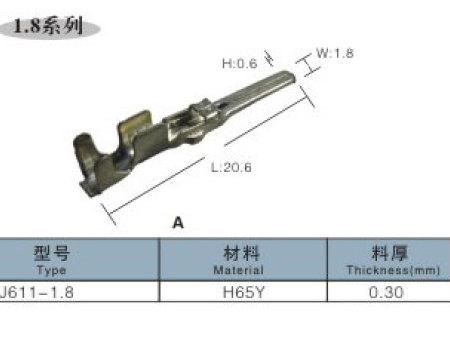 片型插头1.8m6米乐app官网下载