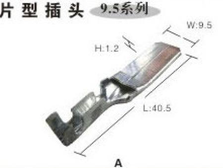 片型插头9.5m6米乐app官网下载