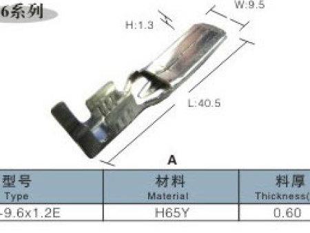 片型插头-9.6m6米乐app官网下载