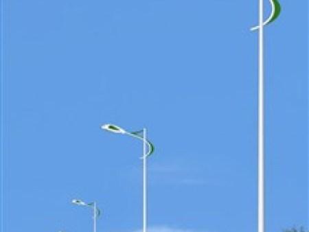 沈阳路灯杆该如何安装?你知道吗?