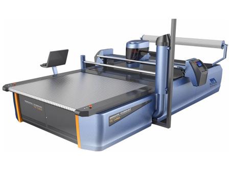 自动裁床机
