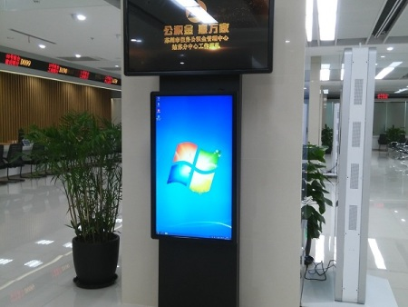 双屏幕触摸屏查询及广告发布亚博官网网站