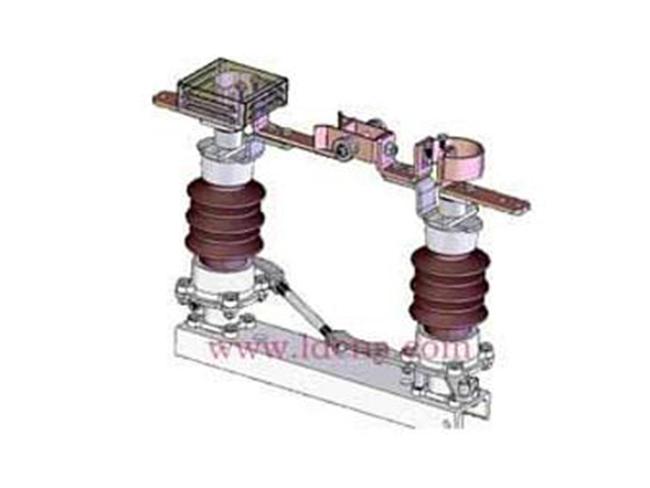 GW4-12GD(W)型高压隔离开关