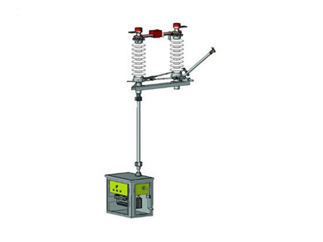 GW4-27.5T(D)(W)型电气化铁道户外交流高压隔离开关