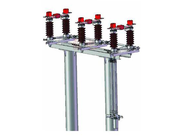 GW4-40.5型户外高压隔离开关
