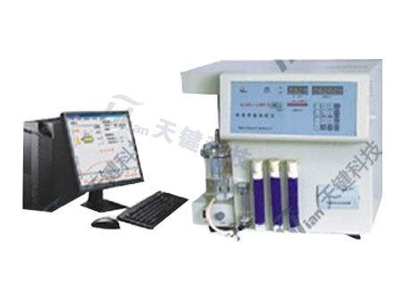 TJDL2003A型快速智能定硫仪(原KZDL-2003A型)