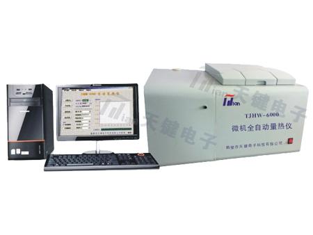 TJHW-6000微机全自动量热仪