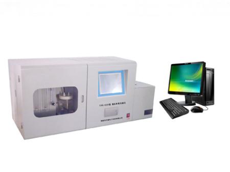 TJDL-6030微机智能定硫仪