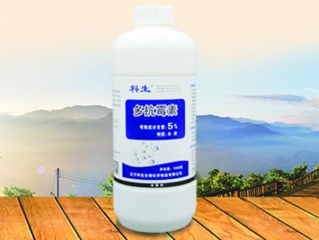 5%多抗霉素水剂1000g/瓶