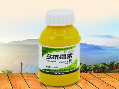 5%多抗霉素水剂200g/瓶