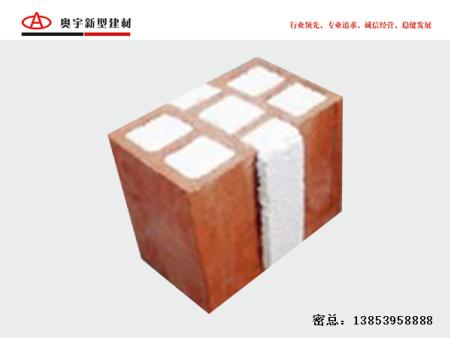 烧结自保温砌块做墙体有哪些优点
