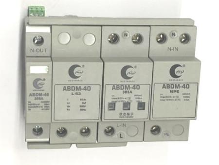单相B+C级电源电涌保护模块