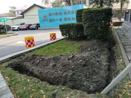 中铁二院-地网隐蔽工程