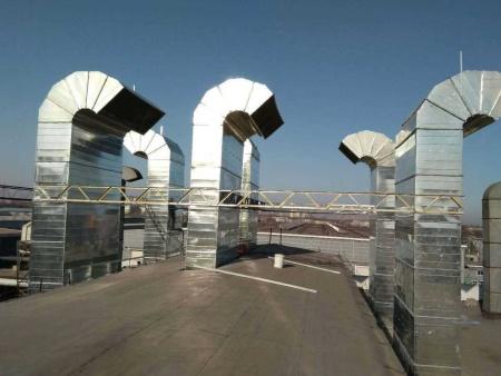 排风管路系统