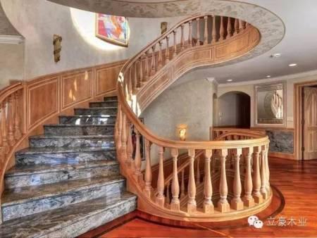 西安木楼梯厂家