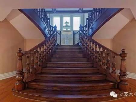 西安实木楼梯厂家