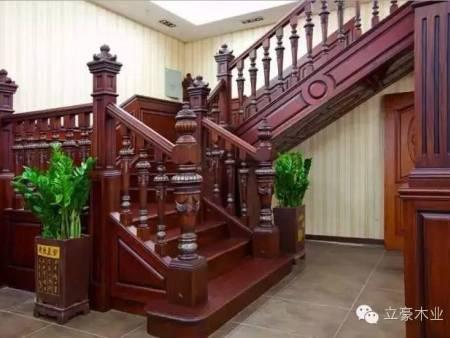 西安实木楼梯定制
