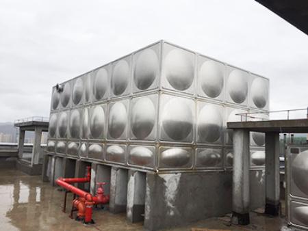 方型保温水箱