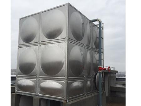 不锈钢方形水箱型号