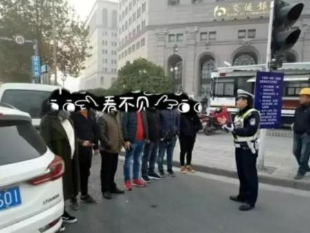 老表,咱南陽市區明個開車限行你咋出門???