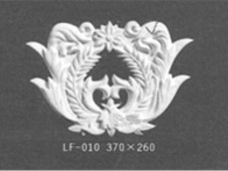 GRC浮雕山花