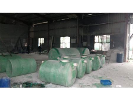 玻璃钢化粪池规格