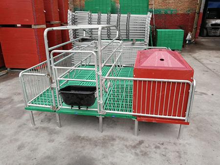 母猪产床规格及安装步骤是什么?猪用保育床设备哪家好?