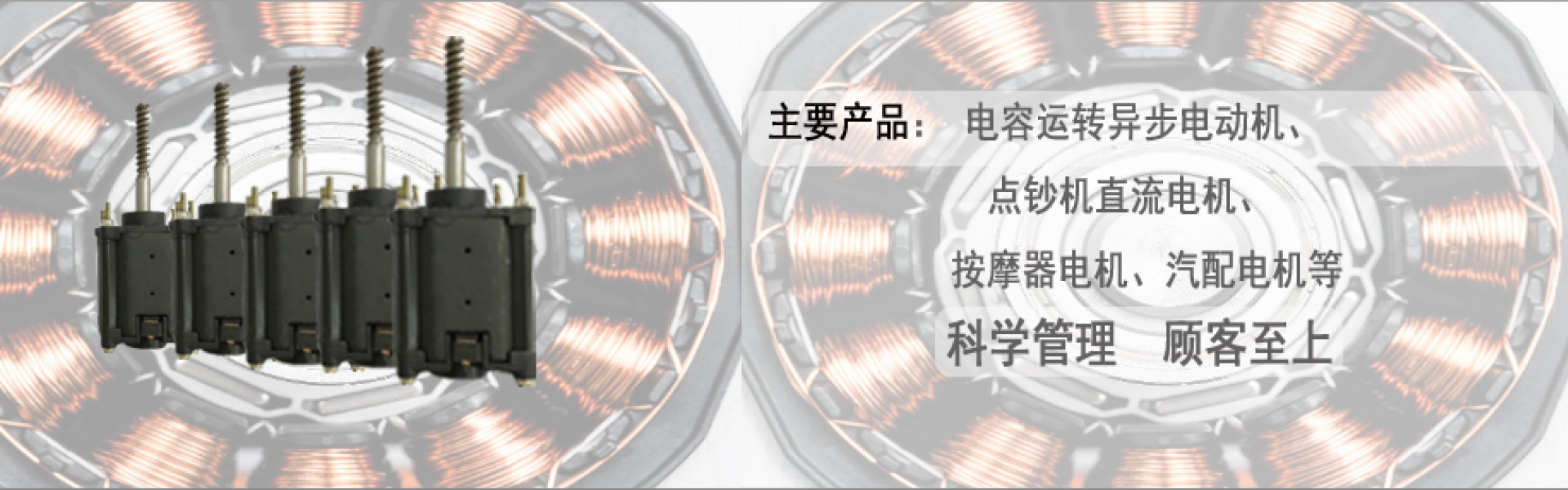 温州直流电机生产