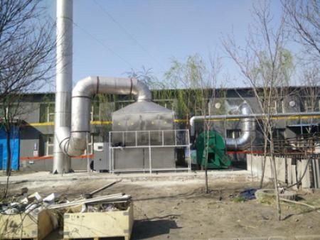 化工廠低溫等離子qy288.vip千億國際處理系統