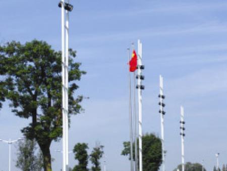 广西高杆灯厂家, LED高杆灯