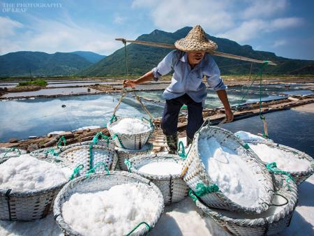 如何提高鹽業機械的工作效率