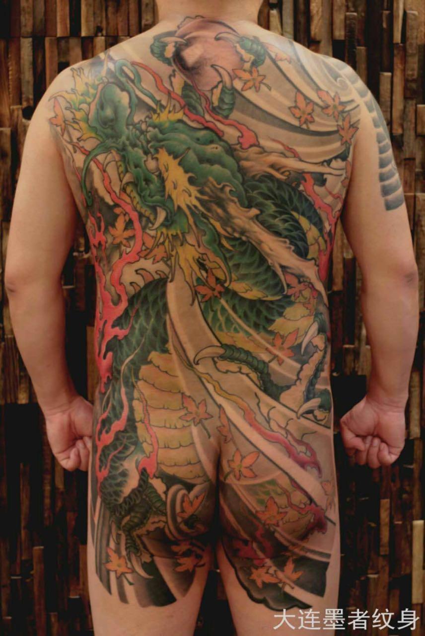 大连墨者纹身--纹身真的疼么?