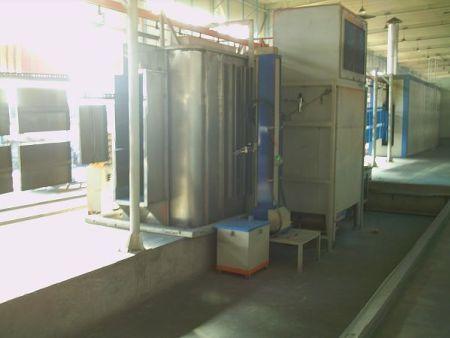 粉末静电二级回收设备