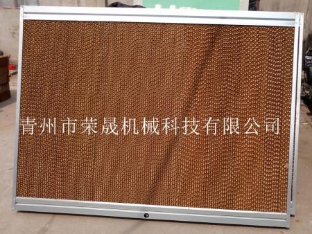 降温温室水帘墙
