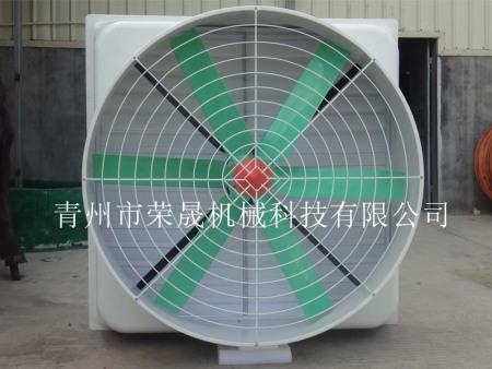 防腐降温玻璃钢风机