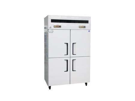 四门冰柜异味的处理
