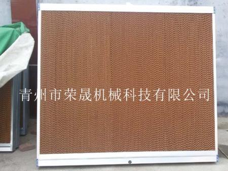 铝合金 镀锌板温室大棚水帘墙