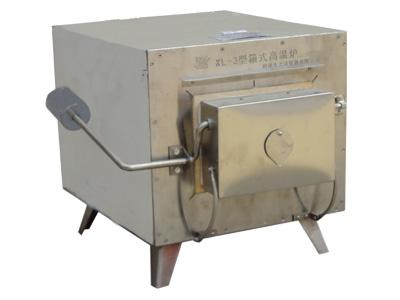 煤炭化驗中灰分與揮發分測試的優選設備--馬弗爐