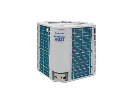 红冰空气能地暖(热水)机组