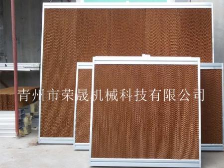 温室大棚湿帘墙