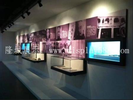 博物馆陈展展柜的几大技术要求