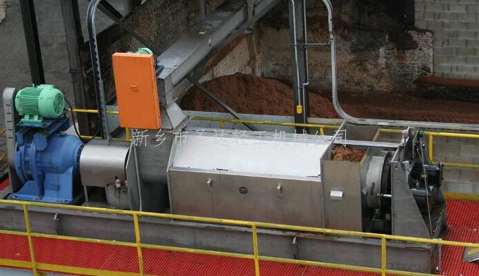 生物质燃料制造工艺过程中螺旋压榨机的应用优化|新闻动态-新乡市圣达轻工机械有限公司